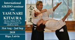 Curs del mestre Kitaura a Riga